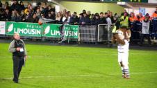 Photos match CA Brive - Stade Français - Top 14