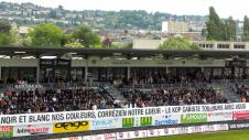 Photos match CA Brive - US Oyonnax - Top 14