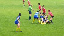 World Rugby Women's Sevens Series Brive - 14 juin 2014