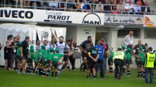 Photos match CA Brive - Stade Rochelais - Top 14