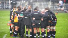 Photos match CA Brive - Aviron Bayonnais - Top 14
