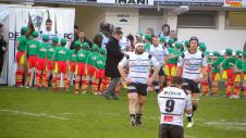 Photos match CA Brive - Racing Metro 92 - Top 14