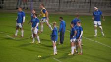 Photos match Brive Newcastle - Challenge cup