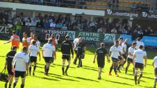 Photos match CA Brive - Montpellier - Top 14