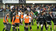 Photos match CA Brive - Bordeaux - Top 14