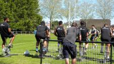 Photos de l'entrainement du CAB du 17-04-2018