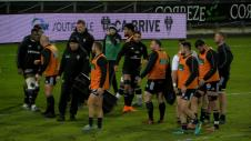 Photos match CA Brive - Biarritz - Pro D2