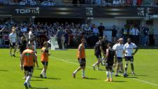 Photos match CA Brive - Grenoble - Match accession Top 14
