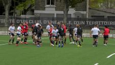 Photos match CA Brive - Aurillac - Espoirs